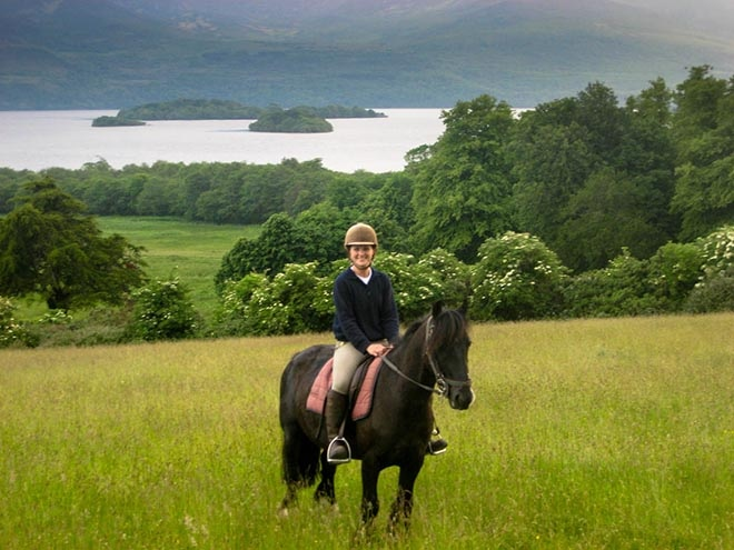 horse riding killarney lakes