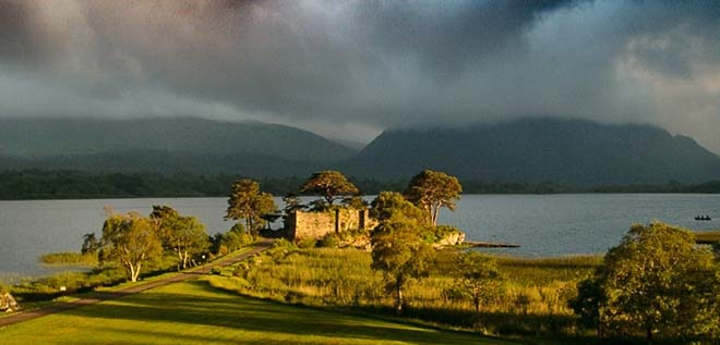 Killarney Castle | Historic Lakeside Castle | Lake Hotel