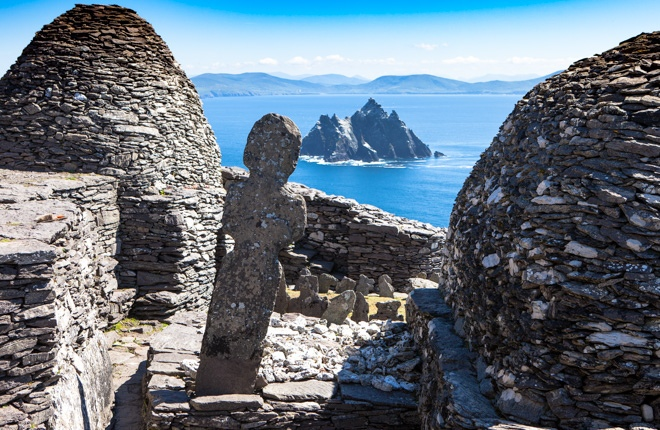skellig islands unesco
